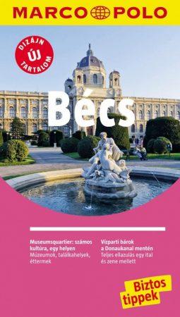 Bécs útikönyv - Marco Polo