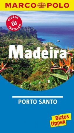 Madeira (Porto Santo) útikönyv - Marco Polo
