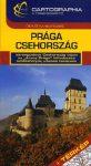 Prága és Csehország útikönyv - Cartographia