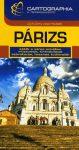 Párizs útikönyv - Cartographia