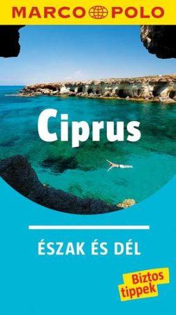 Ciprus (észak és dél) útikönyv - Marco Polo