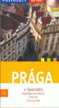 Prága útikönyv - Polyglott