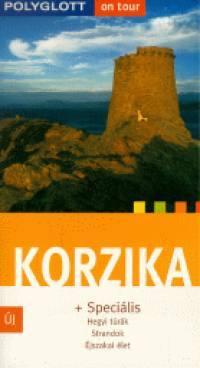 Korzika útikönyv - Polyglott