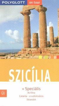 Szicília útikönyv - Polyglott