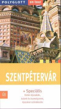 Szentpétervár útikönyv - Polyglott
