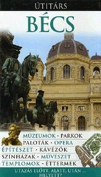 Bécs útikönyv - Útitárs