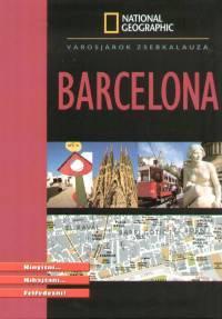 Barcelona zsebkalauz - National Geographic