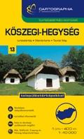 Kőszegi-hegység turistatérkép - Cartographia