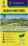 Budai hegység turistatérkép - Cartographia