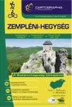 Zempléni-hegység turistaatlasz - Cartographia