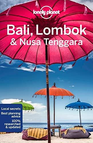Bali & Lombok - Lonely Planet - Útikönyv - Térkép - Földgömb