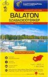 Balaton szabadidőtérkép - Cartographia