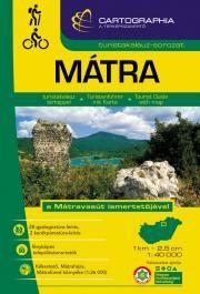 Mátra turistaatlasz - Cartographia