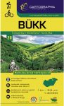 Bükk turistatérkép - Cartographia