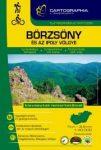 Börzsöny turistaatlasz - Cartographia