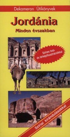 Jordánia (Szíriai kirándulással)  útikönyv - Dekameron