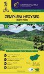 Zempléni-hegység (északi rész) turistatérkép - Cartographia