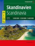 Skandinávia szuperatlasz - f&b SCAN SP