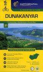 Dunakanyar turistatérkép - Cartographia