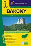 Bakony turistaatlasz - Cartographia
