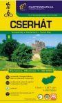 Cserhát (+ Karancs + Medves) turistatérkép - Cartographia
