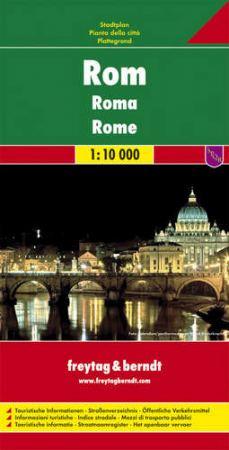 Róma várostérkép - f&b PL 68