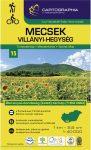 Mecsek turistatérkép - Cartographia