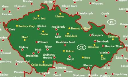 csehország térkép Csehország szuperatlasz   f&b   Útikönyv   Térkép   Földgömb