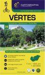 Vértes turistatérkép - Cartographia