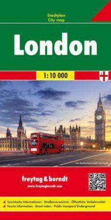 London várostérkép - f&b PL 32