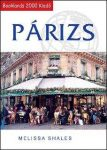 Párizs - útikönyv - Booklands 2000