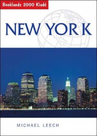 New York útikönyv - Booklands 2000