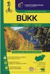 Bükk turistaatlasz - Cartographia