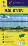 Balaton turistatérkép - Cartographia