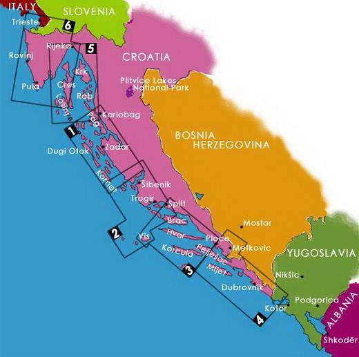horvát tengerpart térkép horvát tengerpart   Horvátország   Európai térkép   TÉRKÉP