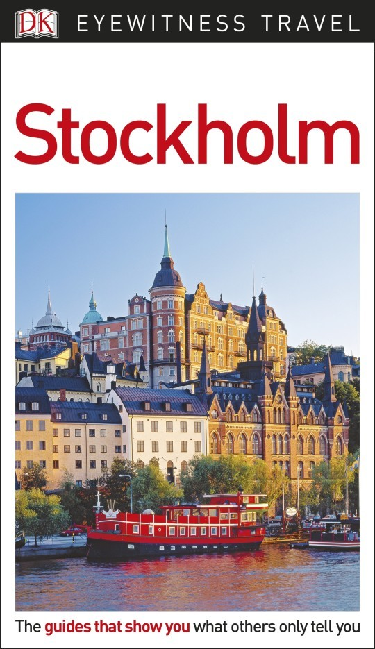 Stockholm Eyewitness Travel Guide