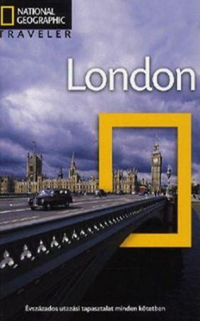 London útikönyv - Nat. Geo. Traveler