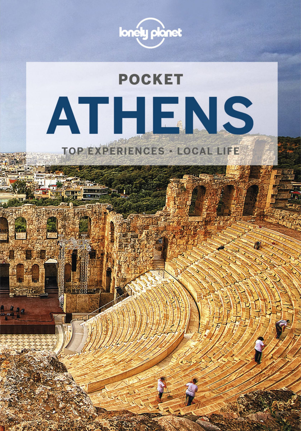 Athens Pocket - Lonely Planet