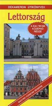 Lettország útikönyv - Dekameron