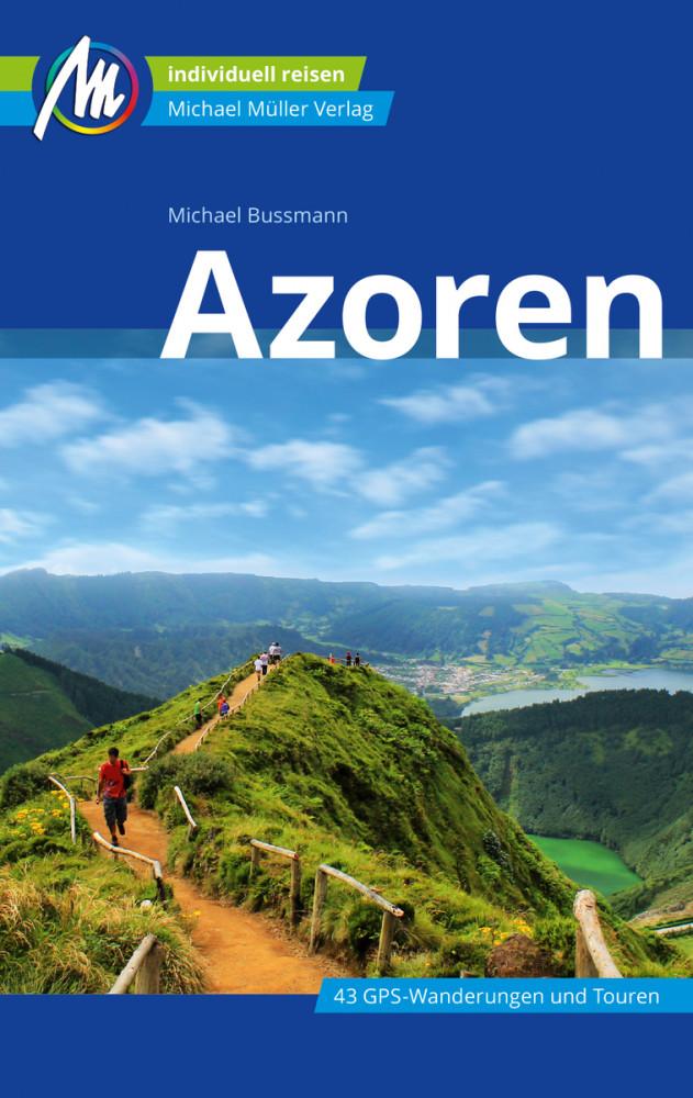 Azoren Reisebücher - MM