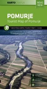Pomurje turistatérkép (No 4) - KartoGrafija