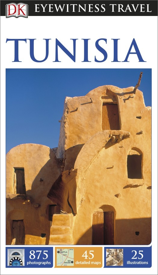 Tunisia (Tunézia) Eyewitness Travel Guide