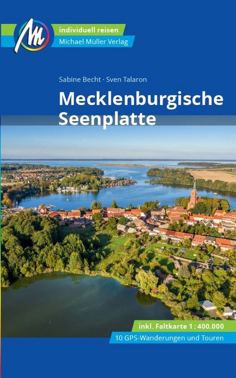 Mecklenburgische Seenplatte Reisebücher - MM