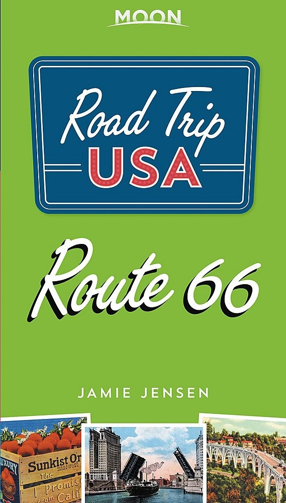 Route 66 Road Trip - Moon