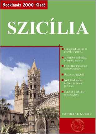 Szicília útikönyv - Booklands 2000