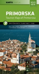 Primorska turistatérkép (No 7) - KartoGrafija