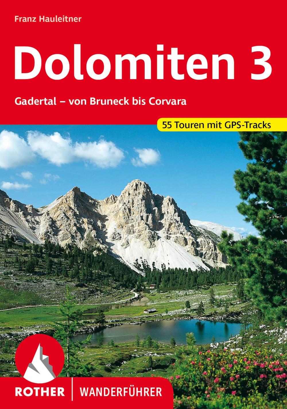 Dolomiten 3. (Gadertal - Von Bruneck bis Corvara) - RO 4060
