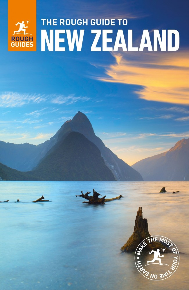New Zealand - Rough Guide