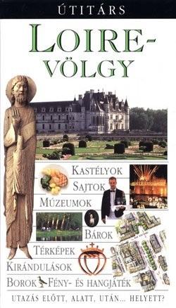 Loire-völgy útikönyv - Útitárs