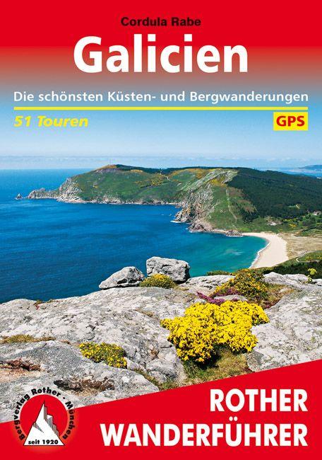 Galicien (Die schönsten Küsten- und Bergwanderungen) - RO 4428
